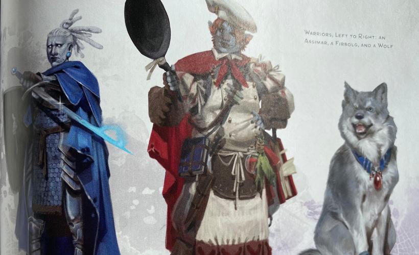 Tasha's Cauldron Of Everything NPC Companions