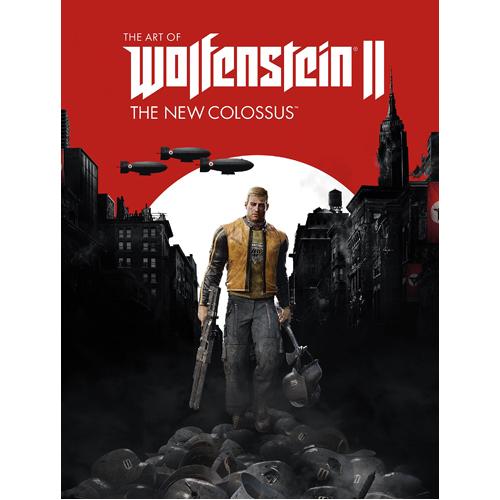 The Art of Wolfenstein II