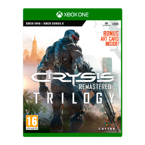 CCrysis Remastered Trilogy - Xbox One