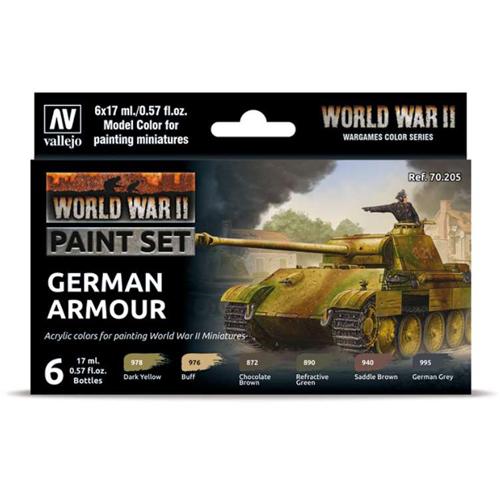 WWII German Armour