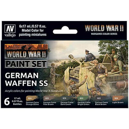 WWII German Waffen-SS