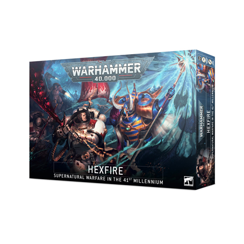 Warhammer 40K: Hexfire