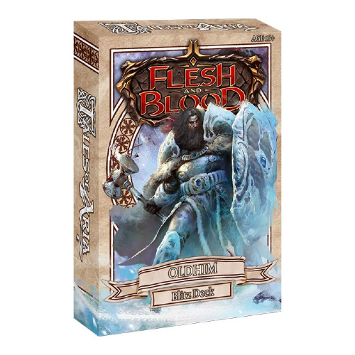 Flesh And Blood TCG: Tales of Aria Blitz Deck - Oldhim