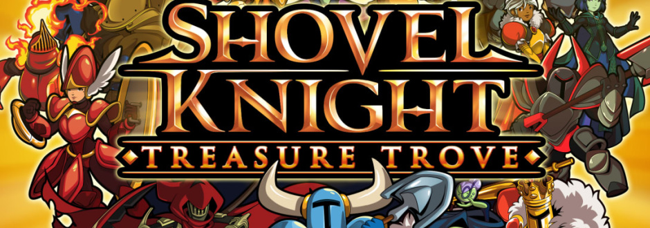 shovel knight treasure trove feature