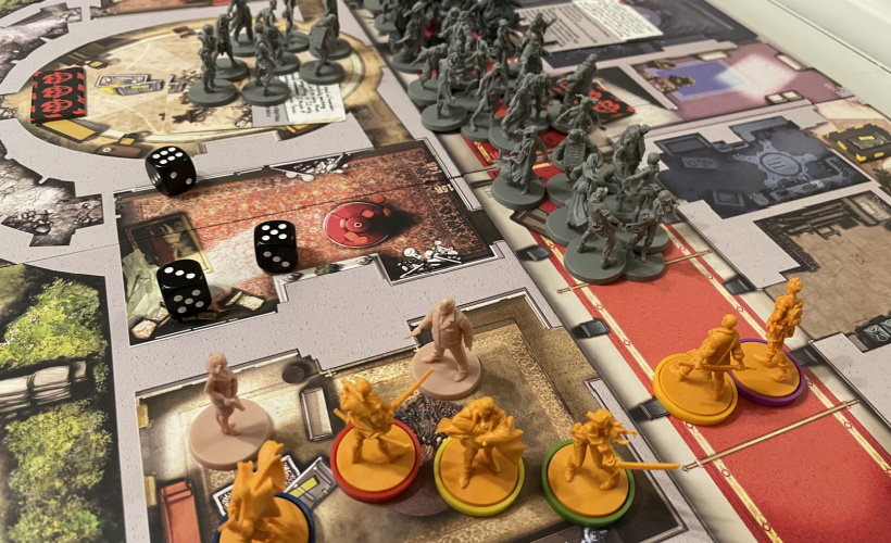 zombicide zc formation