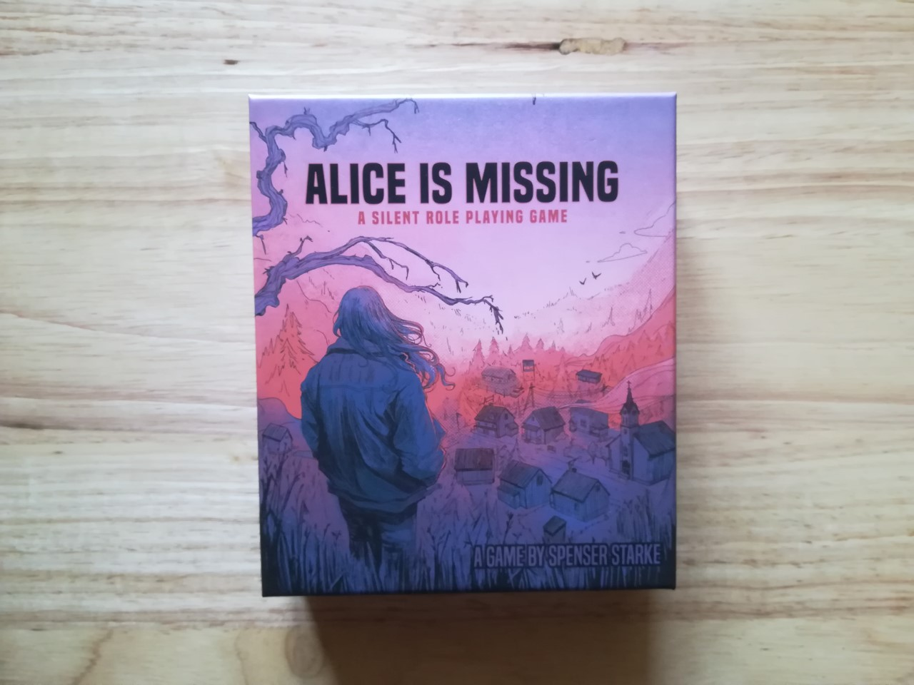 Alice Is Missing Box
