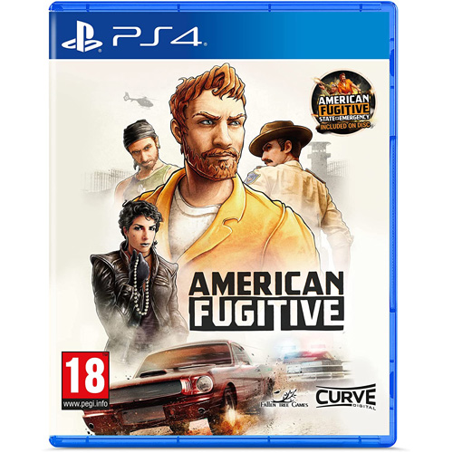 American Fugitive State of Emergency - PS4