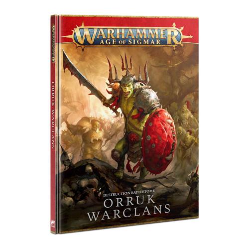 Battletome: Orruk Warclans (hardback)