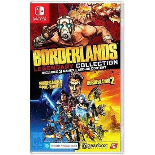 Borderlands Legendary Collection - Nintendo Switch (Code In Box)