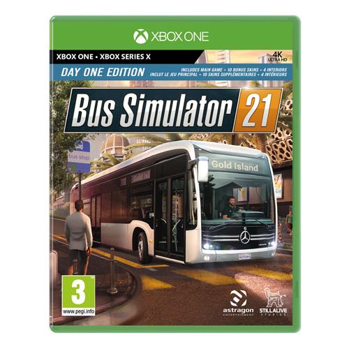 Bus Simulator 21 D1 Edition - Xbox One