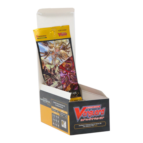 Cardfight Vanguard: Special Series 8 Clan Selection Plus Vol.2 Booster Box