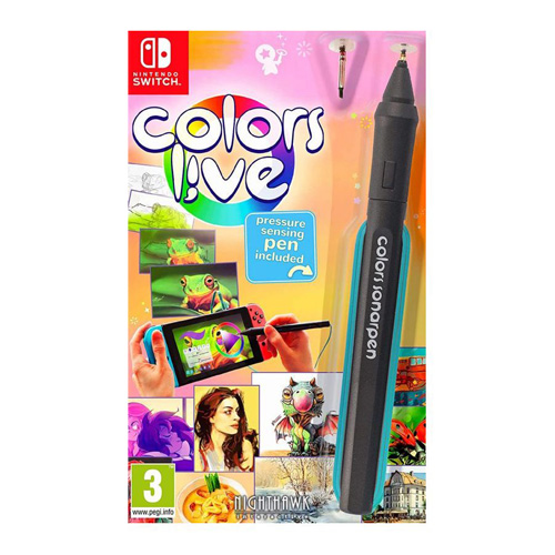 Colors Live! - Nintendo Switch