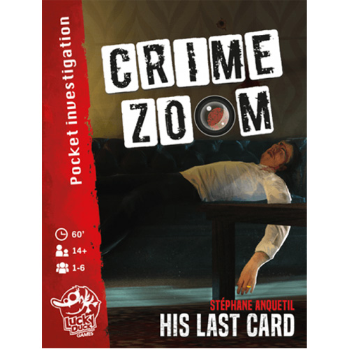 Crime Zoom: His Last Word