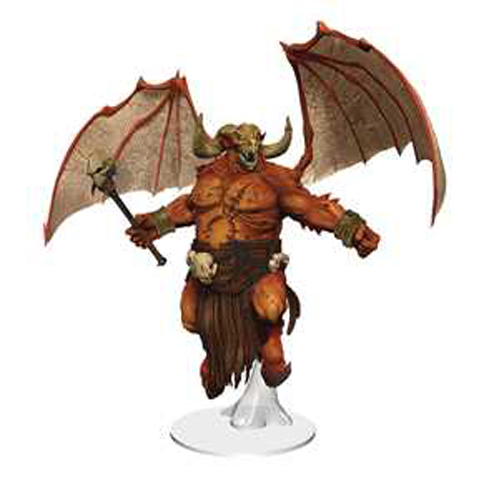 Demon Lord - Orcus, Demon Lord of Undeath Premium Figure: D&D Icons of the Realms