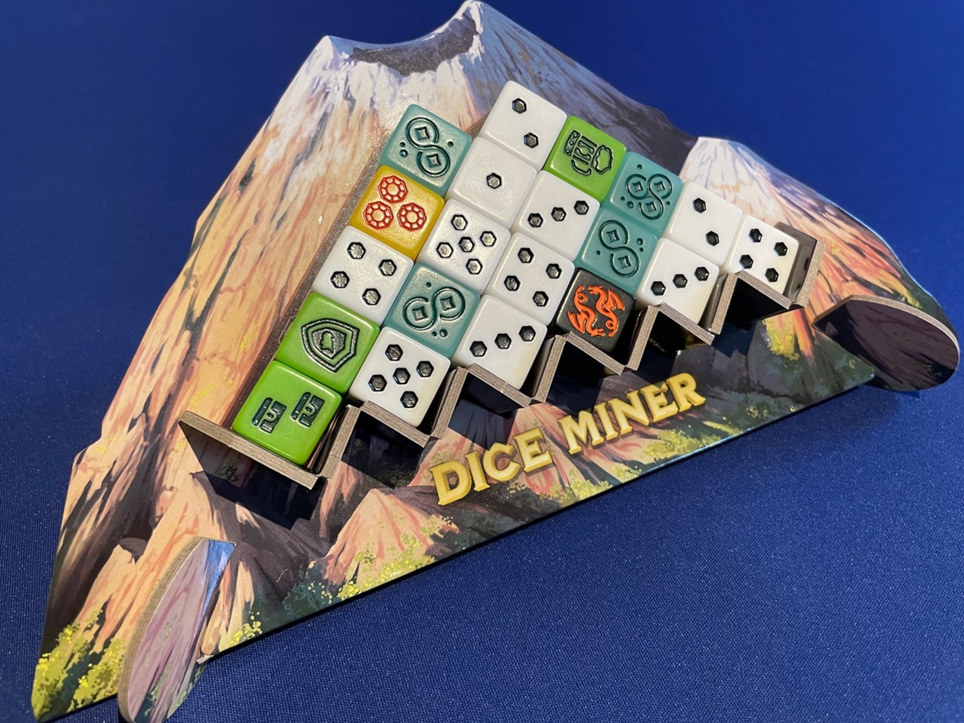 Dice Miner Setup
