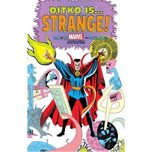 Ditko Is .... Strange (Hardback)