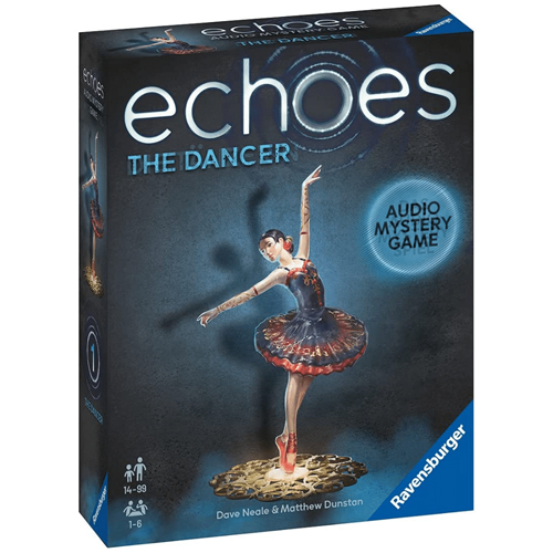 Echoes Game: The Dancer