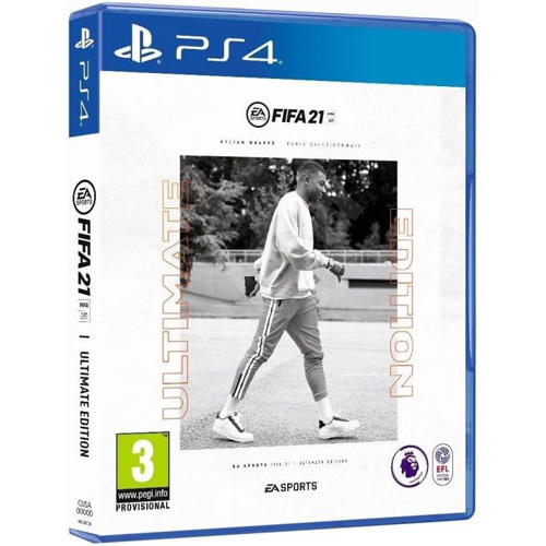 FIFA 21 Ultimate Edition PS4
