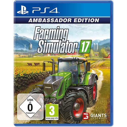 Farming Simulator 17 Ambassadors Edition - PS4