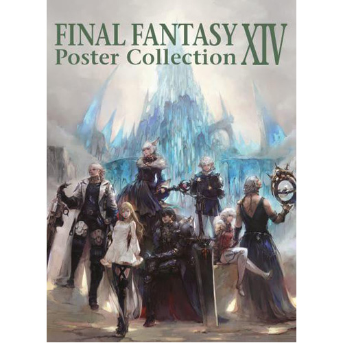 Final Fantasy Xiv Poster Collection (Paperback)