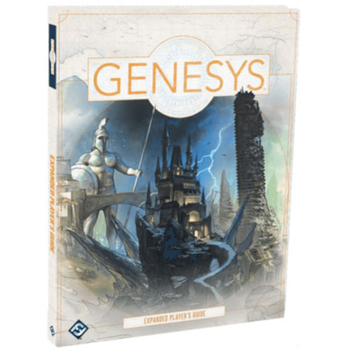 Genesys RPG: Expanded Player's Guide (Edge Studio Edition)