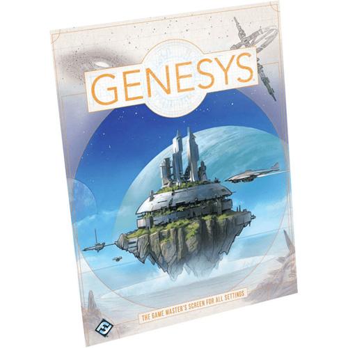Genesys RPG: Game Master's Screen (Edge Studio Edition)