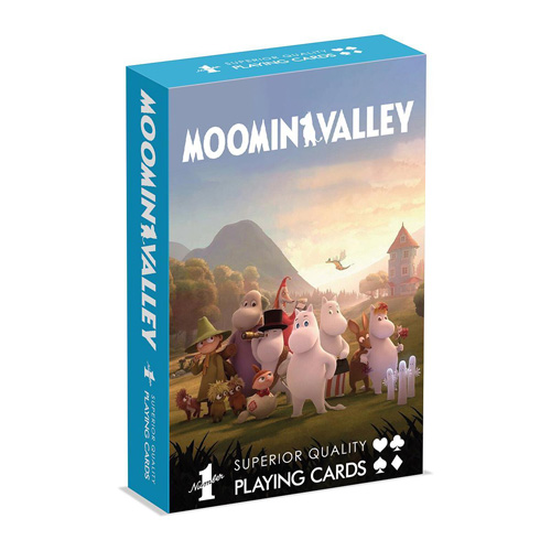 Moomins Valley Playing Cards