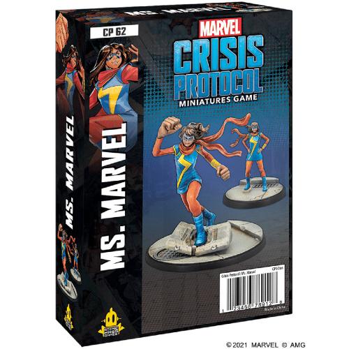 Ms. Marvel: Marvel Crisis Protocol