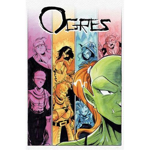 Ogres (Paperback)
