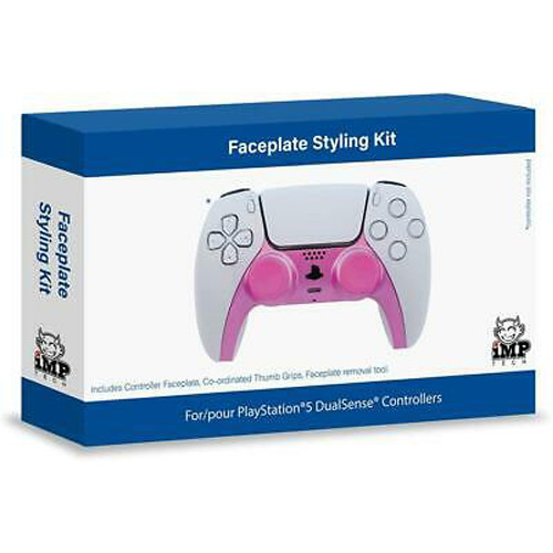 Pink Faceplate Shell