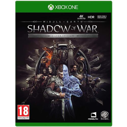 Shadow of War Silver Edition - Xbox One