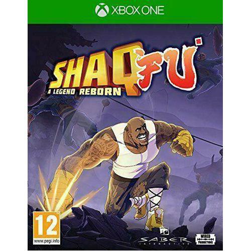 Shaq Fu - A Legend Reborn - Xbox One