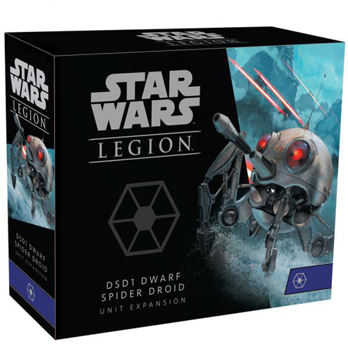Star Wars Legion: DSD1 Dwarf Spider Droid Unit Expansion