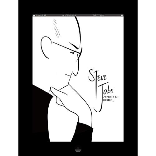 Steve Jobs: Genius by Design (Paperback)