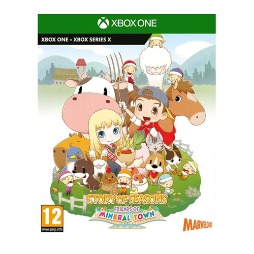 Story of Seasons: Friends of Mineral Town - Xbox One/Xbox Series X