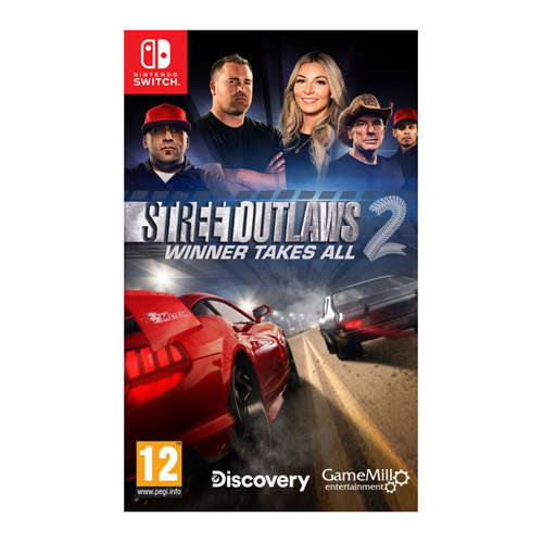 Street Outlaws 2: Winner Takes All - Nintendo Switch