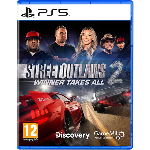 Street Outlaws 2: Winner Takes All - PS5