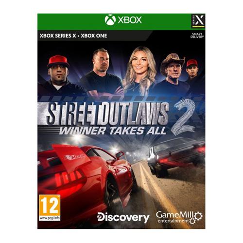 Street Outlaws 2: Winner Takes All - Xbox One/Xbox Series X