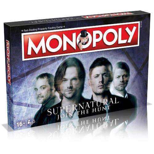 Monopoly: Supernatural