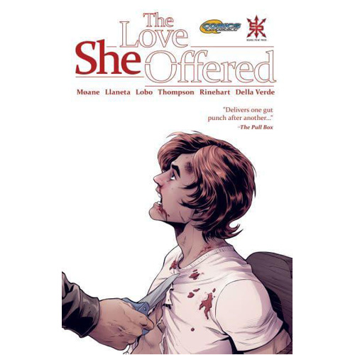 The Love She Offered (Paperback)