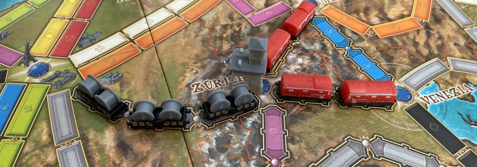Ticket To Ride Europe Feature