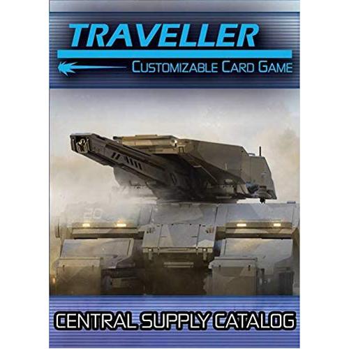 Traveller CCG Central Supply Catalog Exp.