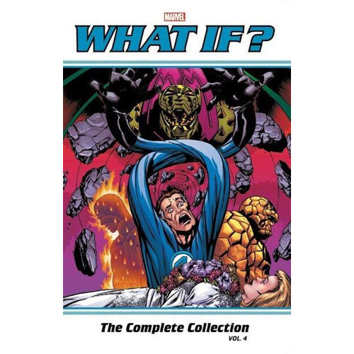 What If? Classic: the Complete Collection Vol. 4 (Paperback)