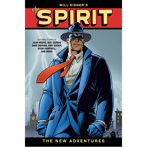 Will Eisner's the Spirit: The New Adventures 2nd Edition (Hardback)