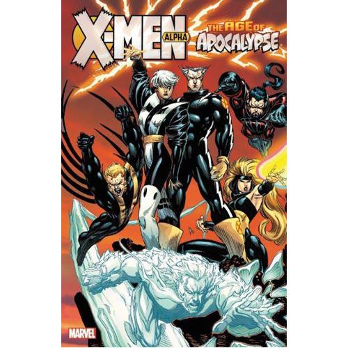 X-men Age of Apocalypse Vol. 1 - Alpha (Paperback)