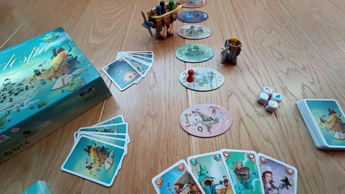 celestia_ a little initiative game contents