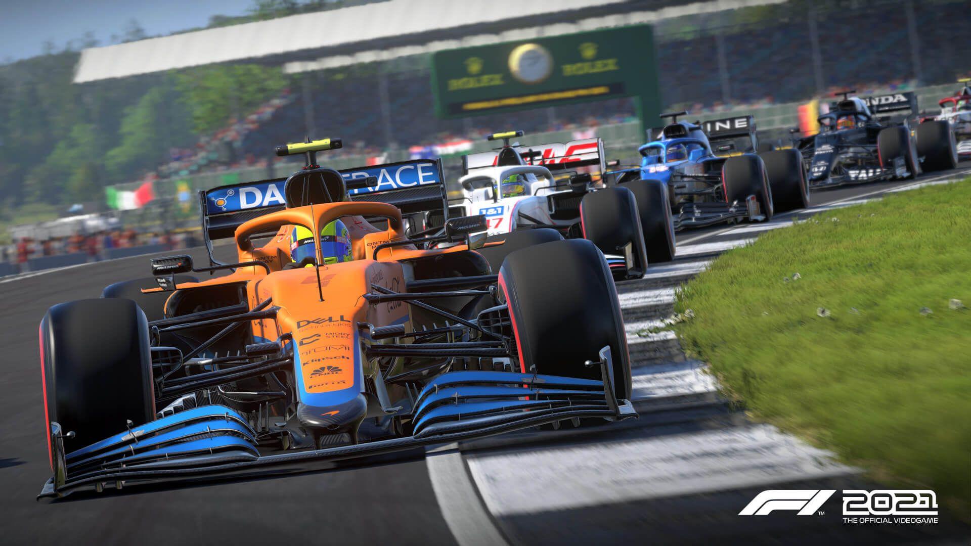formula1 2021