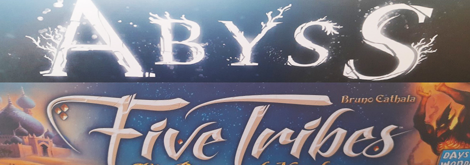 Five Tribes Abyss Boxes