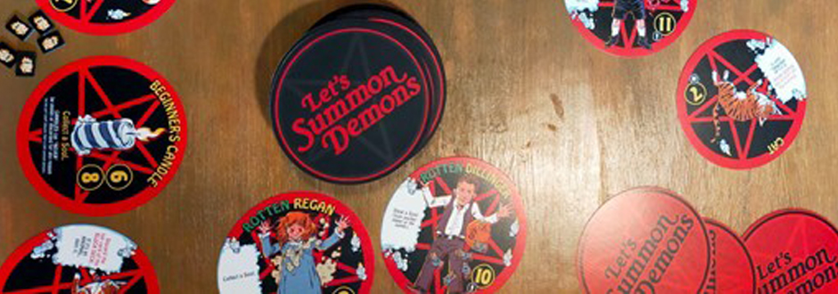 Let's Summon Demons Feature