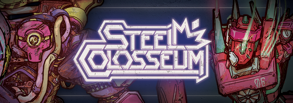 Steel Colosseum Blog Graphic